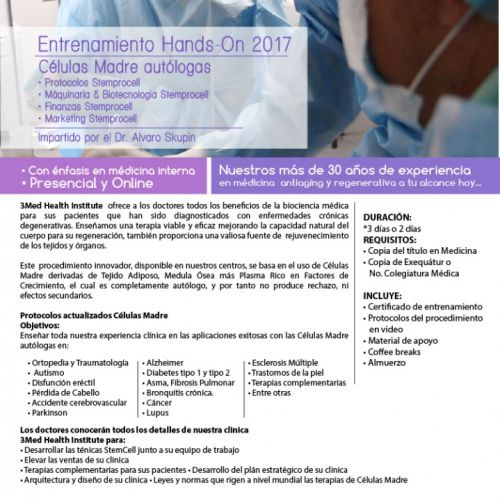 Entrenamientos Hands-On